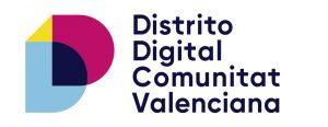 Logotipo de Ditrito Digital Comunitat Valenciana