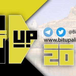 Bitup alicante 2019