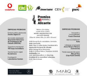Distrito Digital premio E3 Alicante