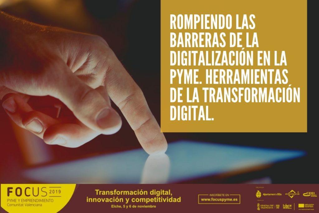 Rompiendo las barreras de la digitalización en la Pyme
