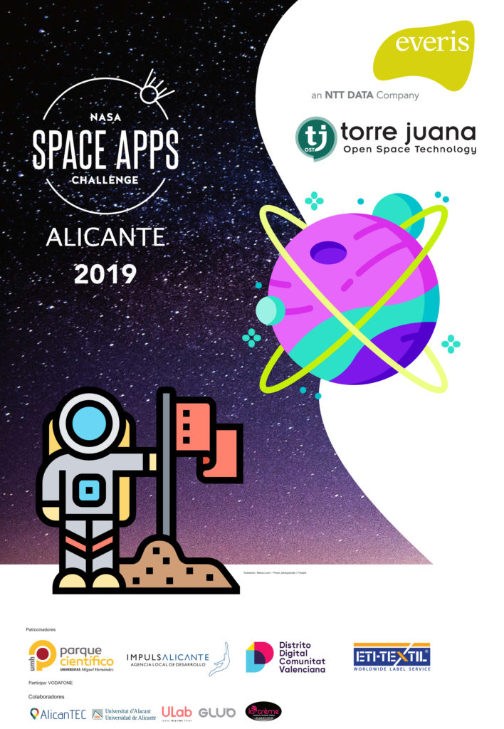 Space Apps Challenge Alicante