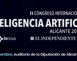 Congreso Inteligencia Artificial Alicante