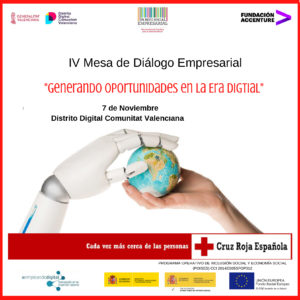 Cruz Roja Alicante Mesa Diálogo Empresarial