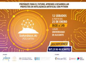 IA Saturdays Alicante