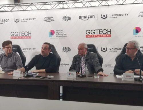 Distrito Digital Comunitat Valenciana y GGTech impulsan un hub de gaming y eSports