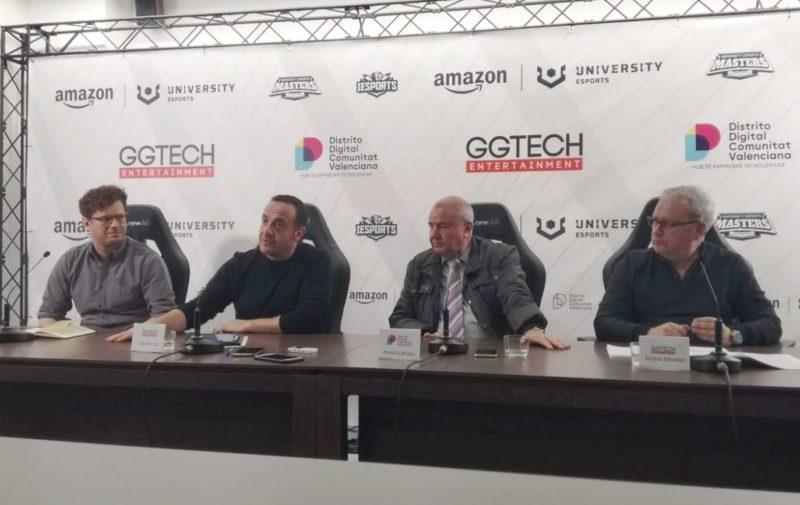 Distrito Digital y GGTech impulsan un hub de gaming y eSports