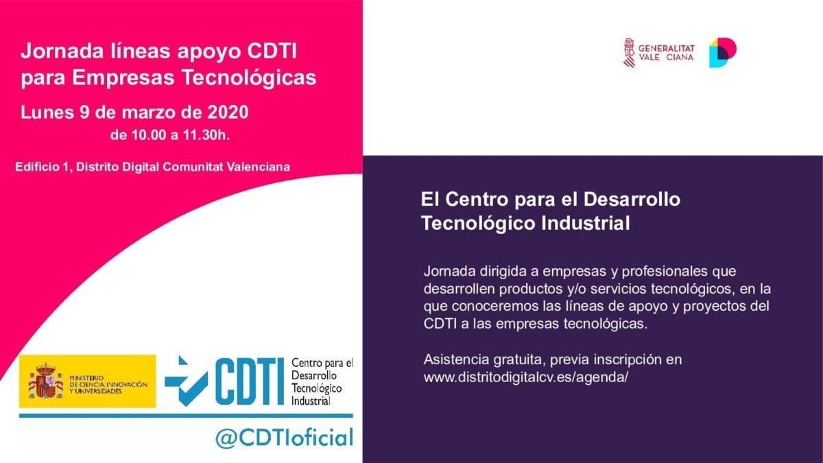 jornada-cdti-distrito-digital-lineas-apoyo-empresas-tecnologicas