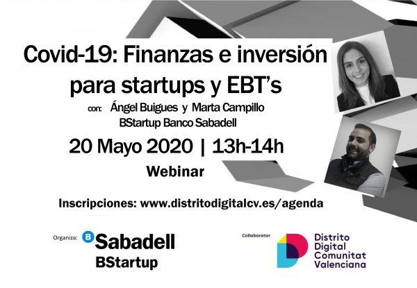 webinar_banco-sabadell Distrito Digital financiación COVID19
