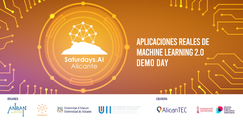 Demo Day Saturdays AI Alicante