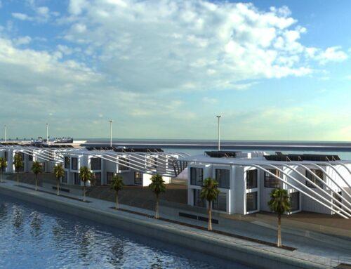 SPTCV sacará a licitación la nueva sede de Distrito Digital en el Puerto de Alicante en septiembre por 10,7 millones