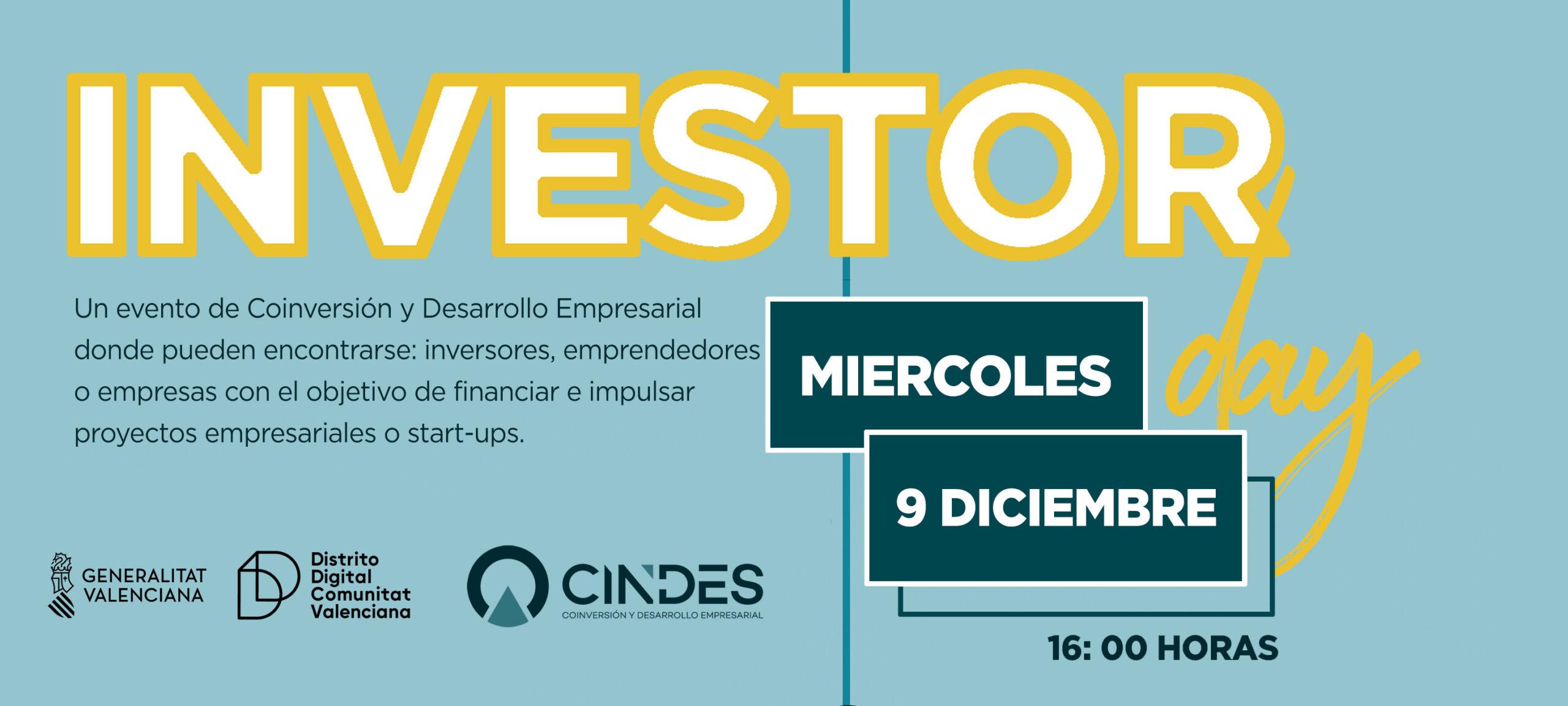 Banner Investor Day Distrito Digital CINDES