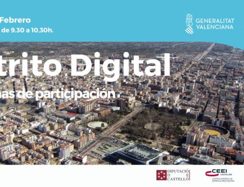 Gran acogida de la Jornada informativa a empresas de Castellón